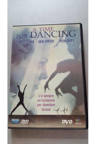 A TIME FOR DANCING DVD VERSIONE EDITORIALE
