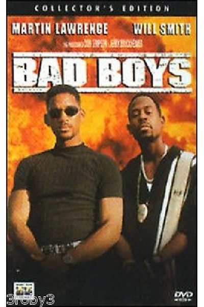BAD BOYS WILL SMITH DVD NUOVO SIGILLATO