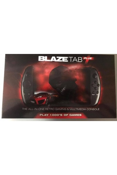 BLAZE TAB PLUS ALL IN ONE RETRO GAMING E MULTIMEDIA CONSOLE
