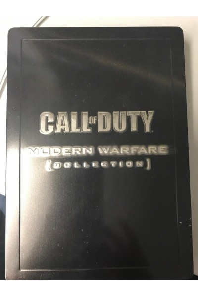 CALL OF DUTY MODERN WARFARE COLLECTION STEELBOX NON CONTIENE IL GIOCO