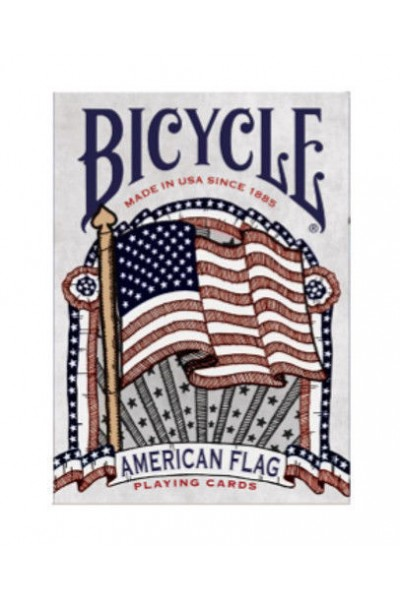 CARTE DA GIOCO BICYCLE AMERICAN FLAG NUOVE SIGILLATE
