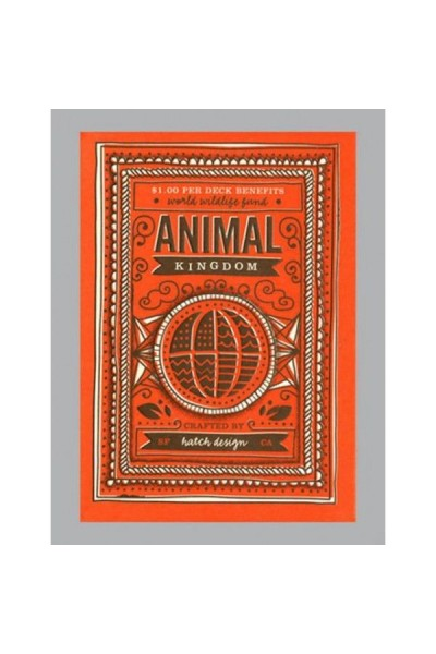 CARTE DA GIOCO BICYCLE ANIMAL KINGDOM NUOVE SIGILLATE RARE