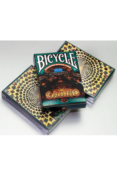 CARTE DA GIOCO BICYCLE CASINO NUOVE SIGILLATE