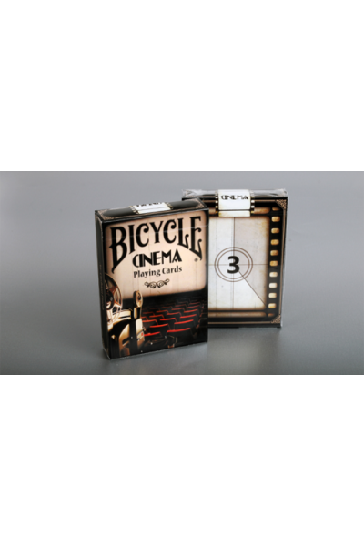 CARTE DA GIOCO BICYCLE CINEMA NUOVE SIGILLATE