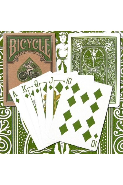 CARTE DA GIOCO BICYCLE EDITION ECO NUOVE SIGILLATE