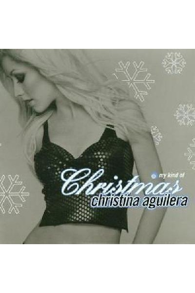 CHRISTINA AGUILERA, MY KIND OF CHRISTMAS- CD MUSICALE NUOVO SIGILLATO