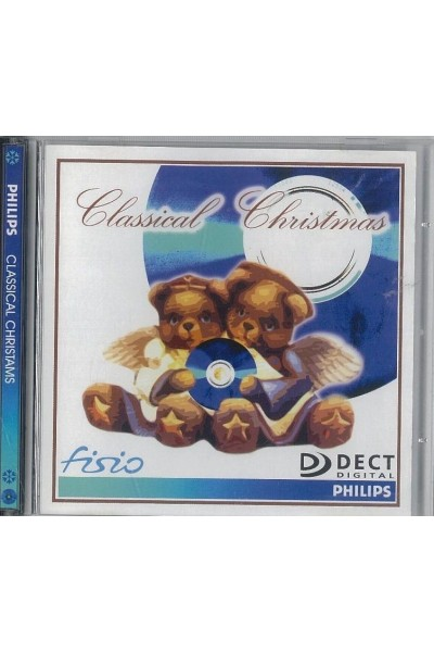 CLASSICAL CHRISTMAS- CD MUSICALE