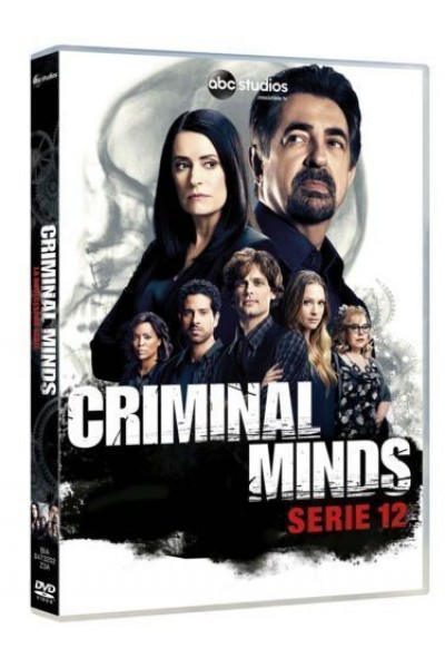 CRIMINAL MINDS SERIE STAGIONE 12 DVD
