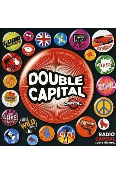 DOUBLE CAPITAL- CD MUSICALE NUOVO SIGILLATO