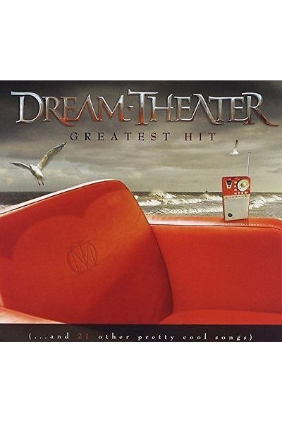 DREAM-THEATER GREATEST HIT- CD MUSICALE NUOVO SIGILLATO