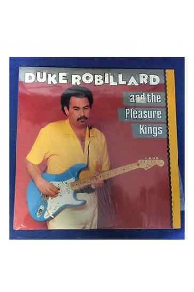 DUKE ROBILLARD AND THE PLEASURE KINGS VINILE 33 GIRI 12