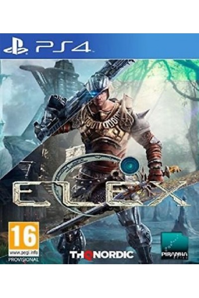 ELEX PLAYSTATION 4 VERSIONE PAL UK GIOCO IN ITALIANO PS4 COMPLETO