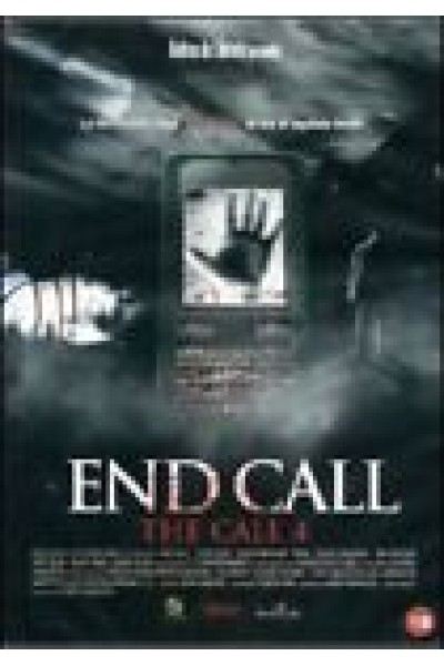END CALL THE CALL 4 DVD NUOVO SIGILLATO