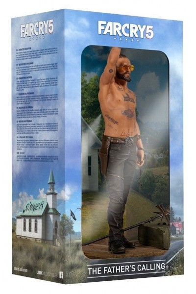 FAR CRY 5 Statua Joseph THE FATHER'S CALLING 32