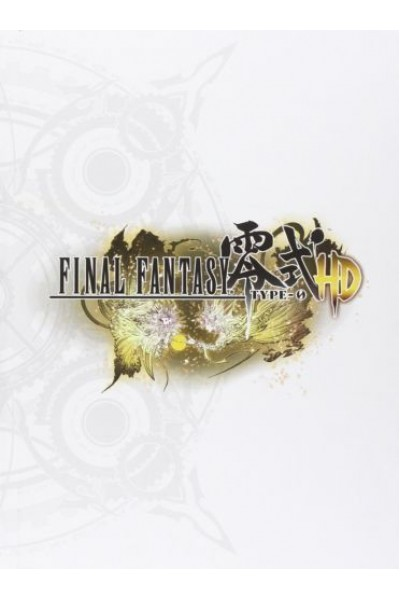 FINAL FANTASY TYPE 0 GUIDA STRATEGICA UFFICIALE