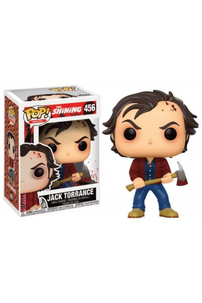 FUNKO POP THE SHINING JACK TORRANCE - N. 456 NUOVO