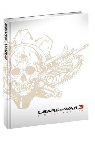 GUIDA UFFICIALE STRATEGICA GEARS OF WAR 3 III LIMITED EDITION HARD COVER GUIDE