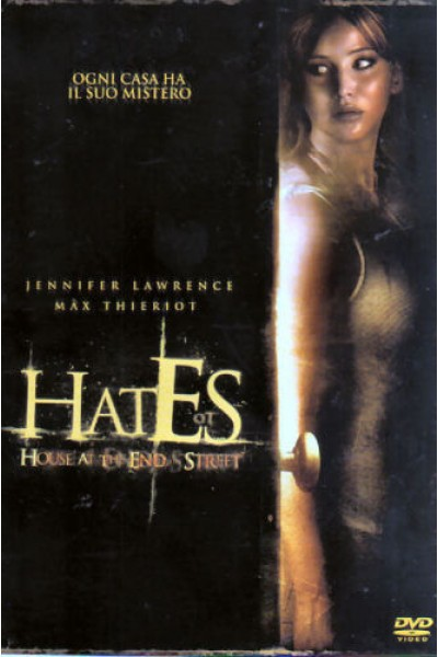 HATES HOUSE AT THE END OF THE STREET JENNIFER LAWRENCE DVD