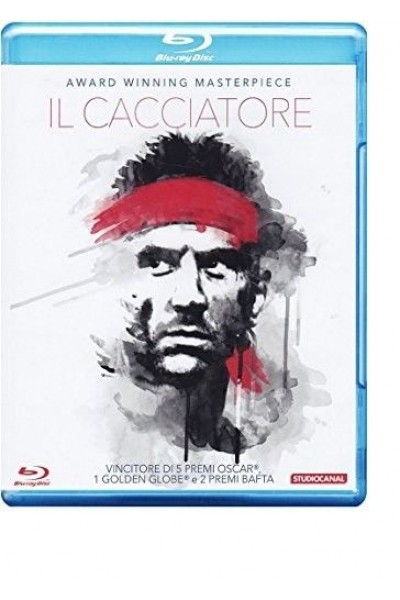 IL CACCIATORE - BLU-RAY ITALIANO - ROBERT DE NIRO - THE DEER HUNTER