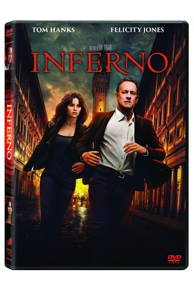 INFERNO TOM HANKS DVD
