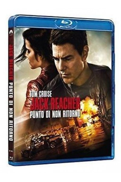 JACK REACHER PUNTO DI NON RITORNO TOM CRUISE BLU RAY