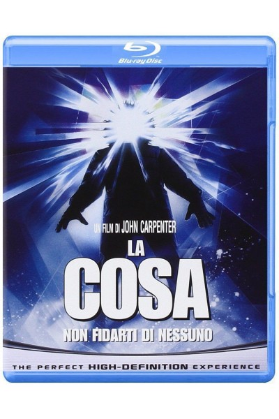 LA COSA JOHN CARPENTER BLU RAY