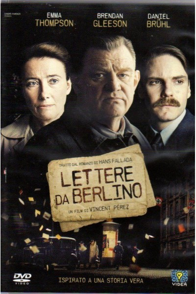 LETTERE DA BERLINO EMMA THOMPSON DVD