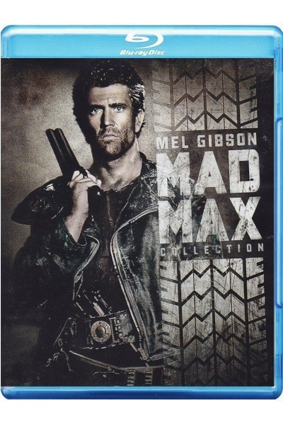 MAD MAX COLLECTION BLU RAY