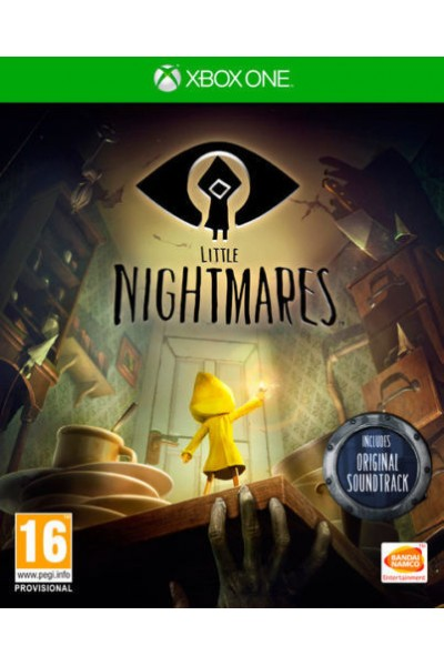 MICROSOFT XBOX ONE LITTLE NIGHTMARES PAL ITALIANO