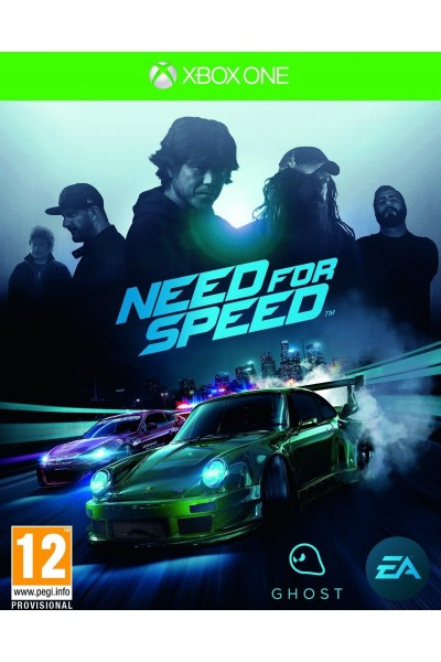 MICROSOFT XBOX ONE NEED FOR SPEED PAL ITALIANO COMPLETO