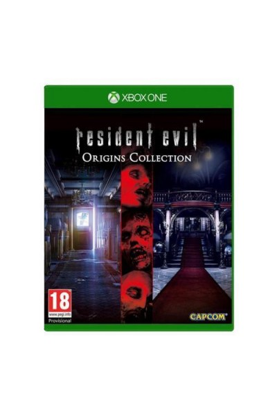 MICROSOFT XBOX ONE RESIDENT EVIL ORIGINS COLLECTION PAL ITALIANO COMPLETO