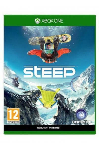 MICROSOFT XBOX ONE STEEP PAL ITALIANO