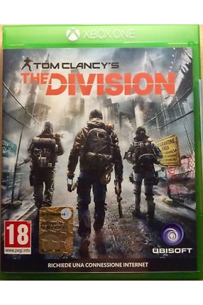 MICROSOFT XBOX ONE THE DIVISION PAL ITALIANO