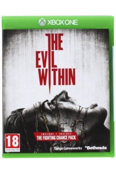 MICROSOFT XBOX ONE THE EVIL WITHIN PAL ITALIANO