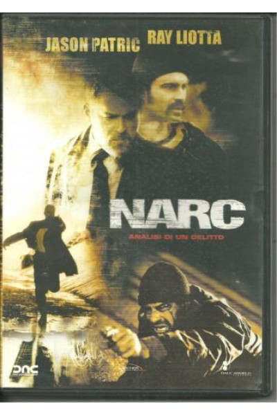NARC ANALISI DI UN DELITTO DVD VERSIONE EDITORIALE