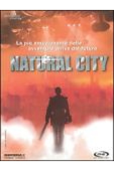 NATURAL CITY DVD NUOVO SIGILLATO