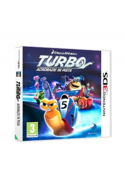 NINTENDO 3DS TURBO PAL ITALIANO COMPLETO