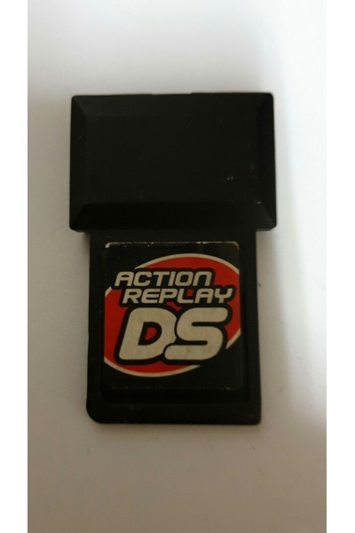 NINTENDO DS ACTION REPLAY DS SOLO CARTUCCIA LOOSE