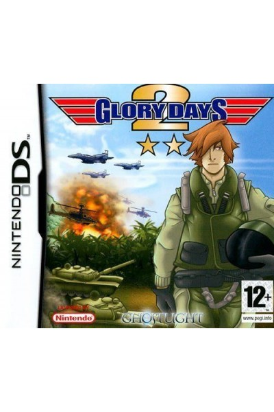 NINTENDO DS GLORY DAYS 2 PAL ITALIANO COMPLETO