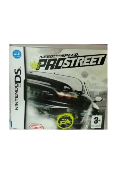 NINTENDO DS NEED FOR SPEED PROSTREET PAL ITALIANO COMPLETO