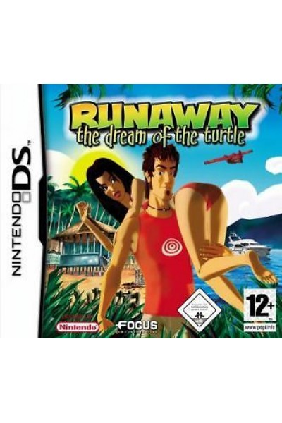 NINTENDO DS - RUNAWAY THE DREAM OF THE TURTLE USATO