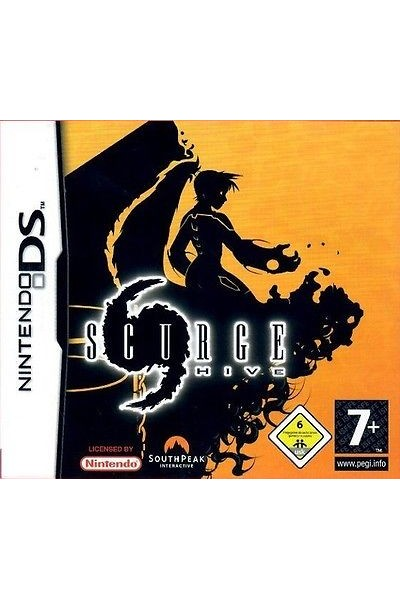 NINTENDO DS SCURGE HIVE PAL ITALIANO