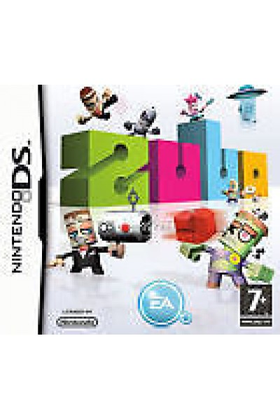 NINTENDO DS - ZUBO PAL NEW