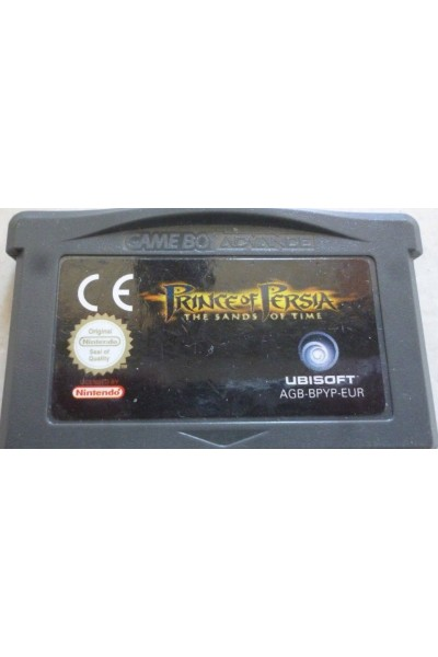 NINTENDO GAME BOY ADVANCE PRINCE OF PERSIA SANDS OF TIME VERSIONE PAL LOOSE