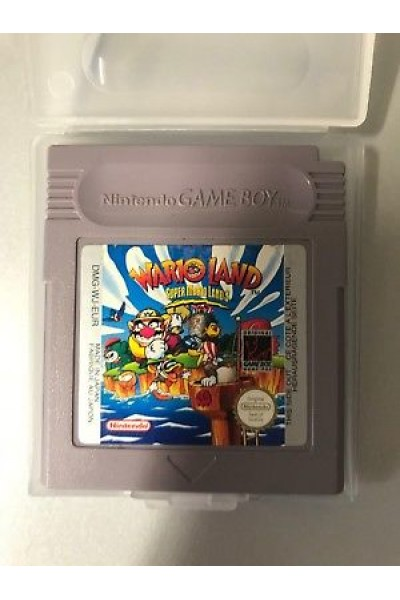 NINTENDO GAME BOY COLOR WARIO LAND SUPER MARIO LAND 3 PAL SOLO CARTUCCIA