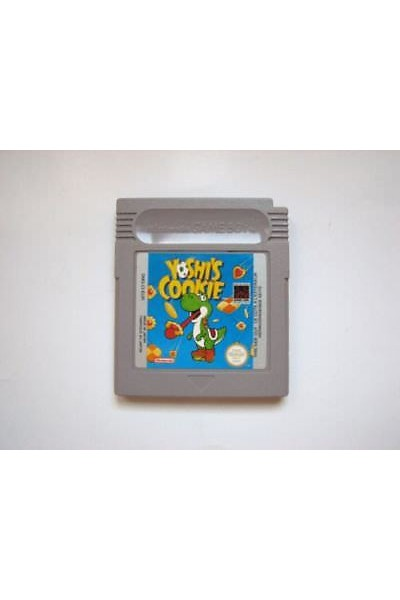 NINTENDO GAME BOY GAMEBOY COLOR YOSHI'S COOKIE VERSIONE PAL LOOSE SOLO CARTUCCIA
