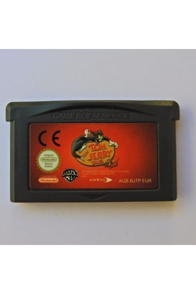 NINTENDO GAME BOY TOM AND JERRY TALES PAL SOLO CARTUCCIA LOOSE
