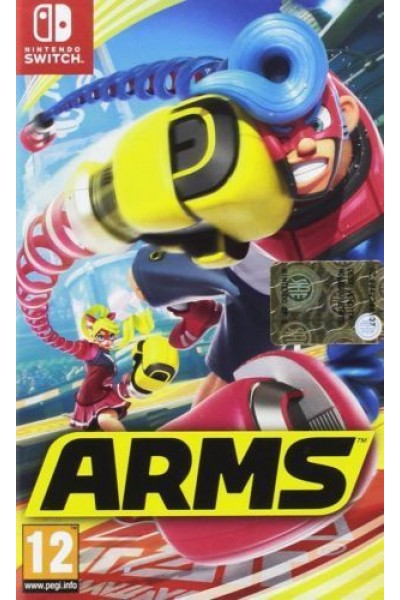 NINTENDO SWITCH ARMS PAL ITALIANO