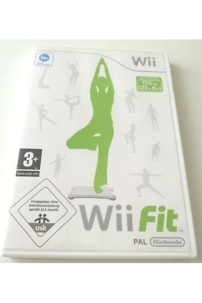 NINTENDO WII WII FIT PAL ITALIANO COMPLETO