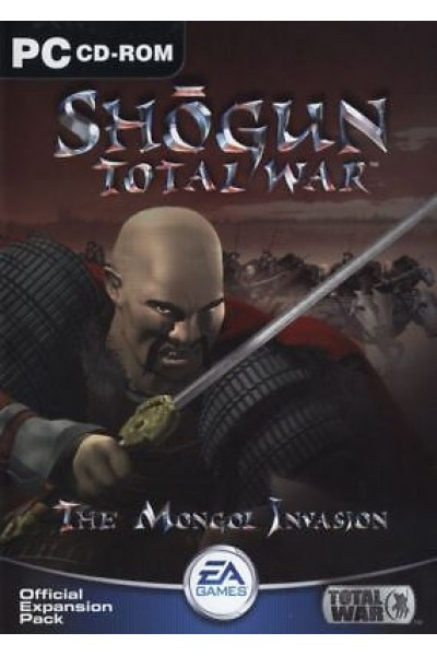 PC CD ROM SHOGUN TOTAL WAR THE MONGOL INVASION PAL ITALIANO COMPLETO